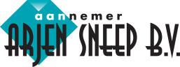 Aannemersbedrijf Arjen Sneep - logo