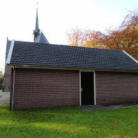 Nieuwbouw bijgebouw N.H. Kerk Lage Vuursche